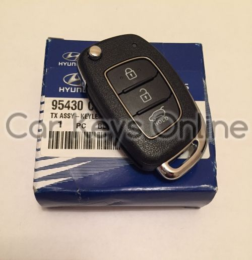 Hyundai i10 Remote Key (13 - 16) 95430-B4100