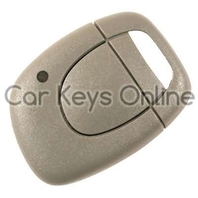 OEM 1 Button Remote for Renault Clio / Kangoo / Master