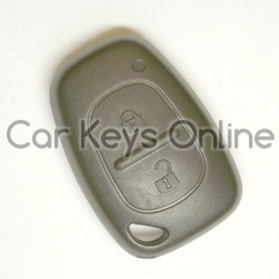 Aftermarket 2 Button Remote for Renault Master / Trafic