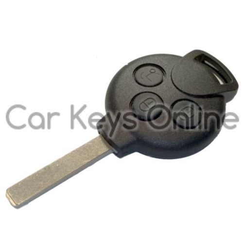 Aftermarket Remote Key for Smart ForTwo (2007 - 2015)