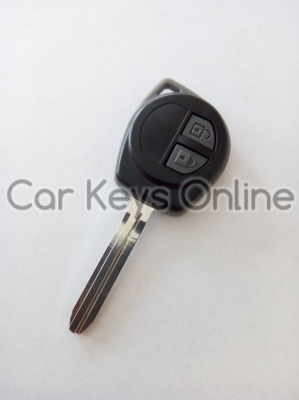 Aftermarket 2 Button Remote Key for Suzuki Liana