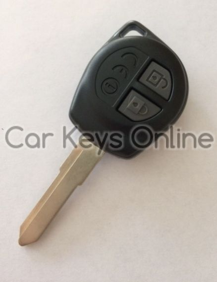 Aftermarket 2 Button Remote Key for Suzuki Swift (10 - 15)