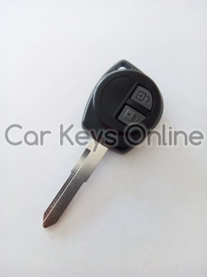 Aftermarket 2 Button Remote Key for Suzuki Ignis (37145-86G90)