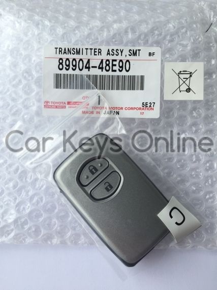 Genuine Toyota Highlander Smart Remote (B77EA) (89904-48E90)