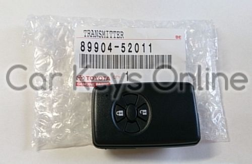 Genuine Toyota IST / Ractis / Vitz Smart Remote (89904-52060) - Japan Models