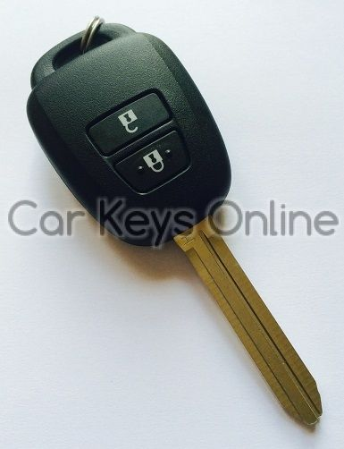 OEM Remote Key for Toyota (89070-52C50) - Japan Imports