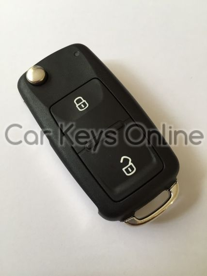 Genuine Remote Key for Volkswagen Amarok / Transporter (7E0 837 202 BP INF)