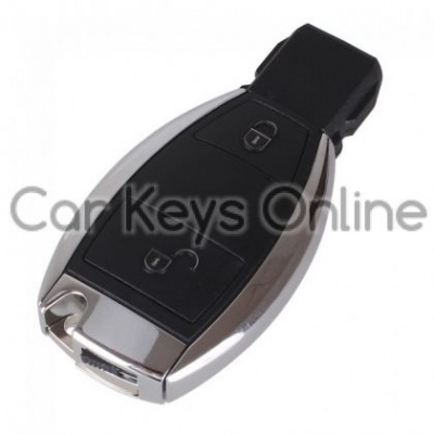 Aftermarket 2 Button IR Remote Key for Mercedes