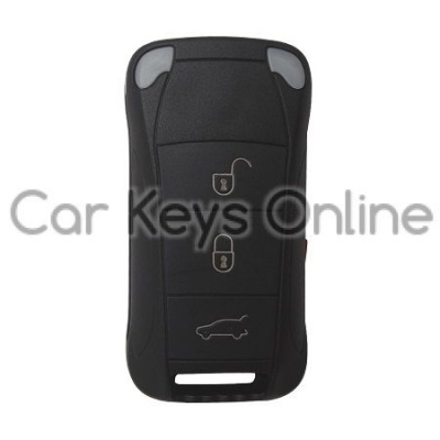 Aftermarket 3 Button Remote Key for Porsche Cayenne