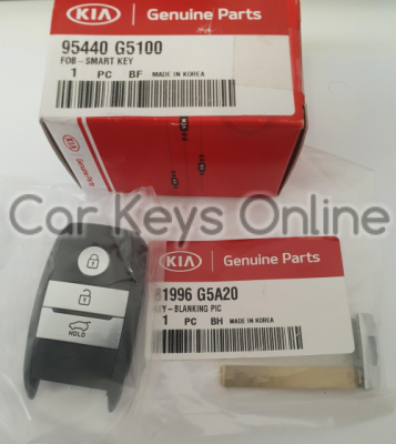 Kia Niro Smart Remote (2016 + ) 95440-G5100