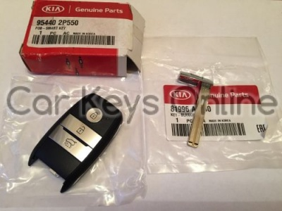 Kia Sorento / Carens Smart Remote (2012 - 2014) 95440-2P550