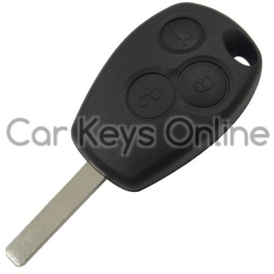 OEM 3 Button Remote for Renault Trafic