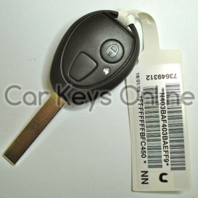 Genuine Rover 75 / MG ZT Remote Key (CWD000060)