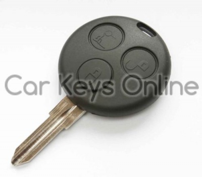 Aftermarket Remote Key for Smart ForTwo (1998 - 2006)