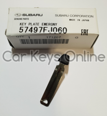 Genuine Subaru Smart Remote Key Blade (57497-FJ060)